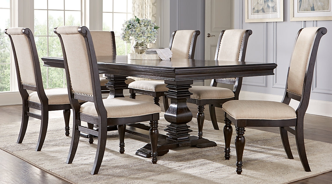 Investing In Marble Dining Room Table And Chair Sets – Blogbeen Regarding Dining Tables Sets (Image 19 of 25)