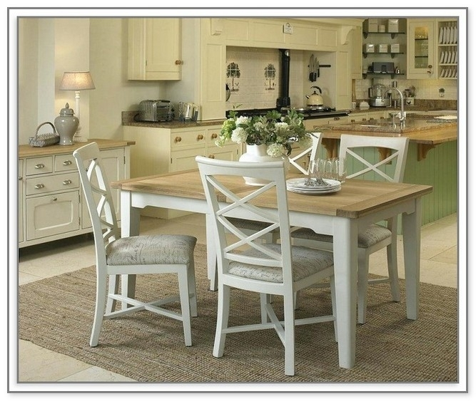 Ivory Painted Dining Table Furniture Ideas – Home Furniture Ideas Within Ivory Painted Dining Tables (View 2 of 25)