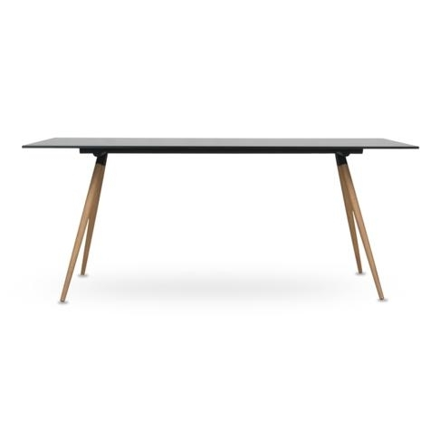 Jacobson Dining Table 180Cm Intended For 180Cm Dining Tables (Image 11 of 25)