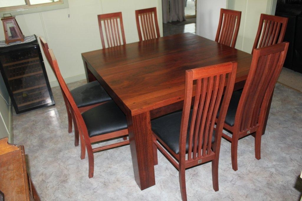 Jarrah Dining Tables « Arcadian Concepts - Specialising In Solid with Perth Dining Tables