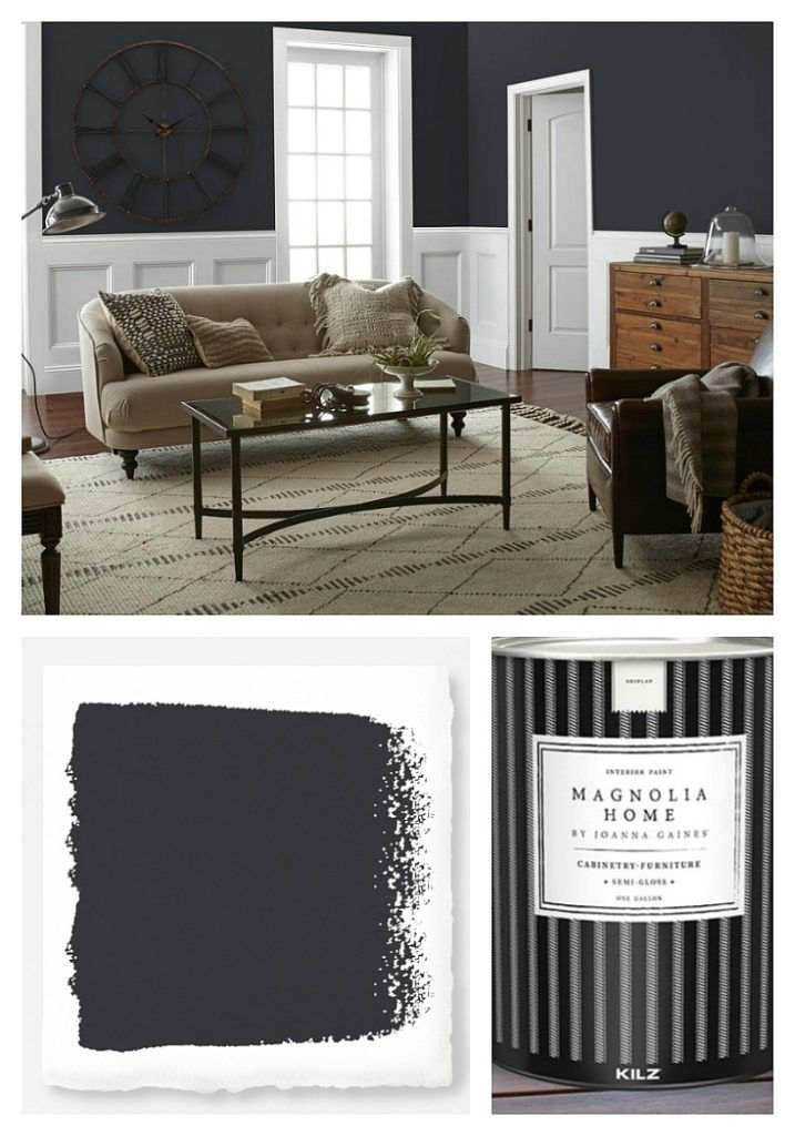Joanna Gaines' 2018 Paint Color Picks | Joanna Gaines | Pinterest with regard to Magnolia Home Array Dining Tables By Joanna Gaines