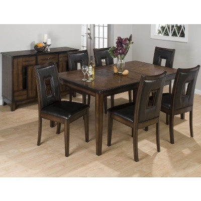 Jofran Buffets Amos 431-95 (Server) From Home Style Furniture in Amos Extension Dining Tables