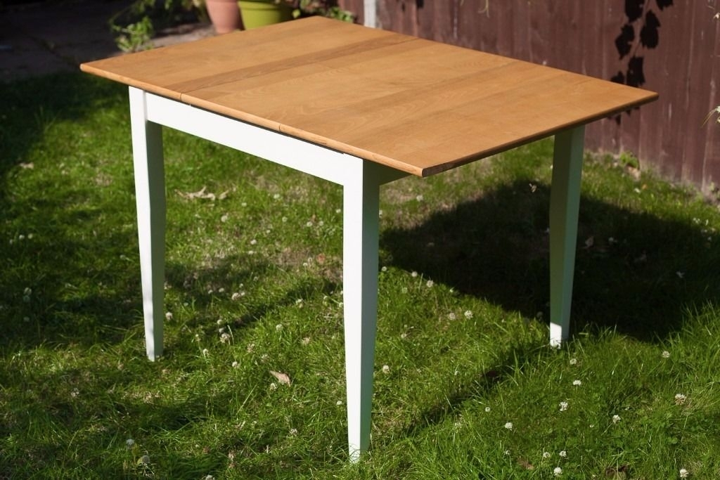 John Lewis Lacock Square 2 4 Seater Extending Dining Table Shabby In 4 Seater Extendable Dining Tables (Image 19 of 25)