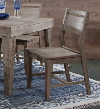 John Thomas Modern Rustic Aspen Dining Table | Dinettes Unlimited Inside Aspen Dining Tables (Image 19 of 25)