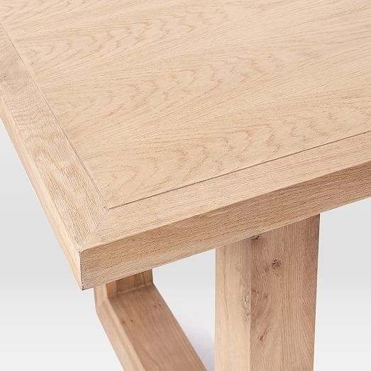 Jonas Expandable Dining Table, Light | Solid Oak, Modern And Dining intended for Teagan Extension Dining Tables