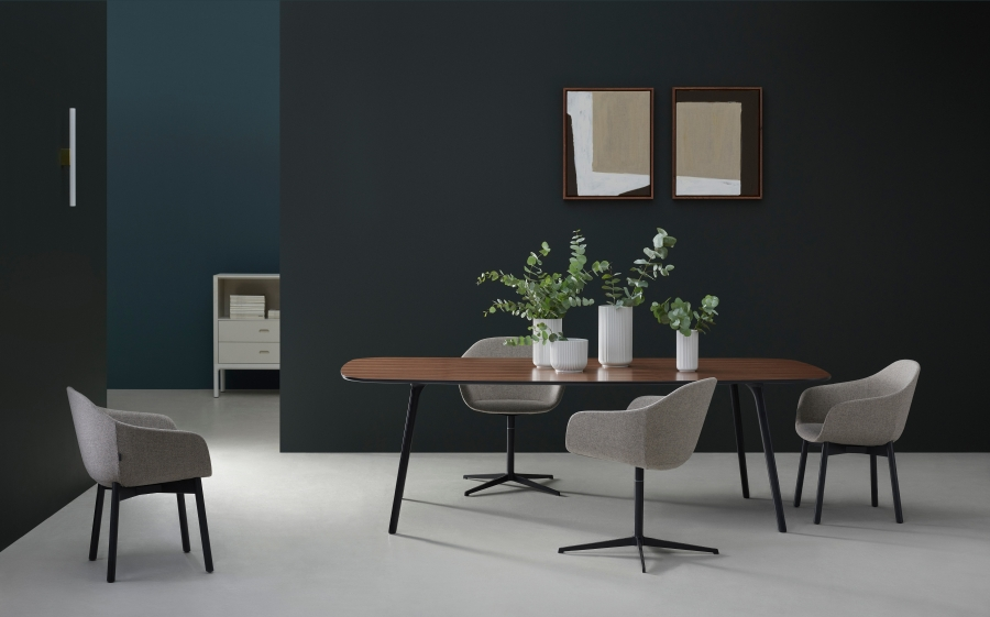Journal | Modus Furniture – British Contemporary Manufacturer With Palazzo 6 Piece Dining Sets With Pearson Grey Side Chairs (Image 16 of 25)