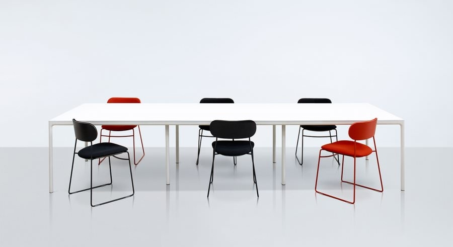 Journal | Modus Furniture – British Contemporary Manufacturer With Palazzo 7 Piece Dining Sets With Pearson White Side Chairs (Image 19 of 25)