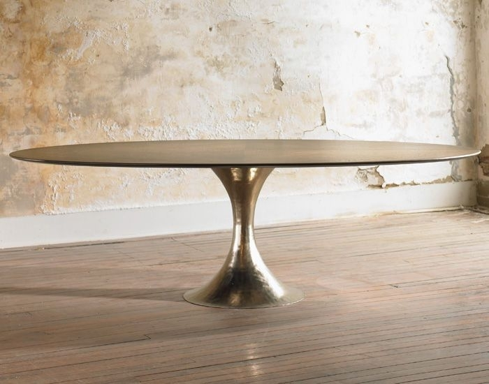 Julian Chichester Dakota Table For The Dining Room (Image 20 of 25)