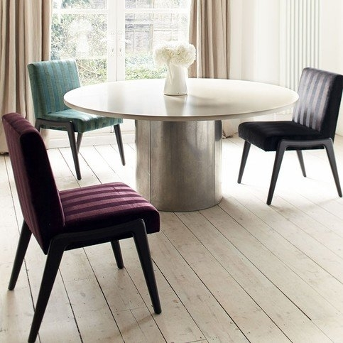 Julian Chichester Drum Dining Table Julian Chichester | Amersham Regarding Chichester Dining Tables (Photo 8 of 25)