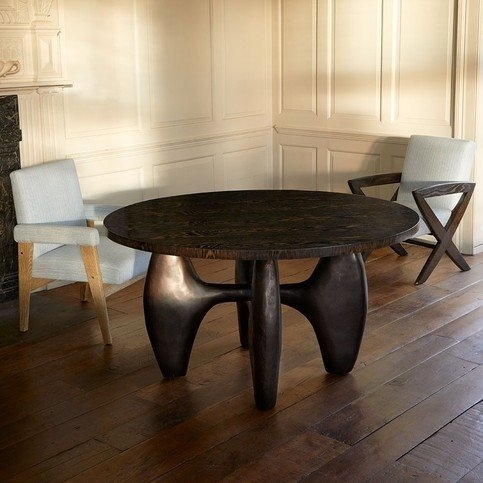 Julian Chichester Rotary Dining Table Julian Chichester | Amersham For Chichester Dining Tables (Photo 4 of 25)