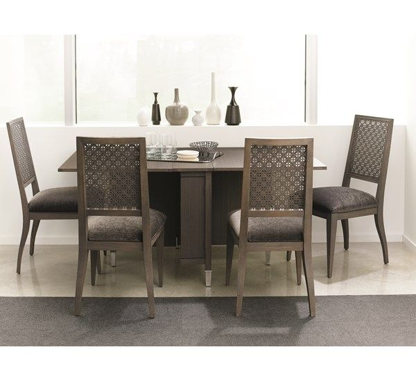 Just When You Need It : Modern Metro Dining Room : Caracole Modern For Metro Dining Tables (View 21 of 25)