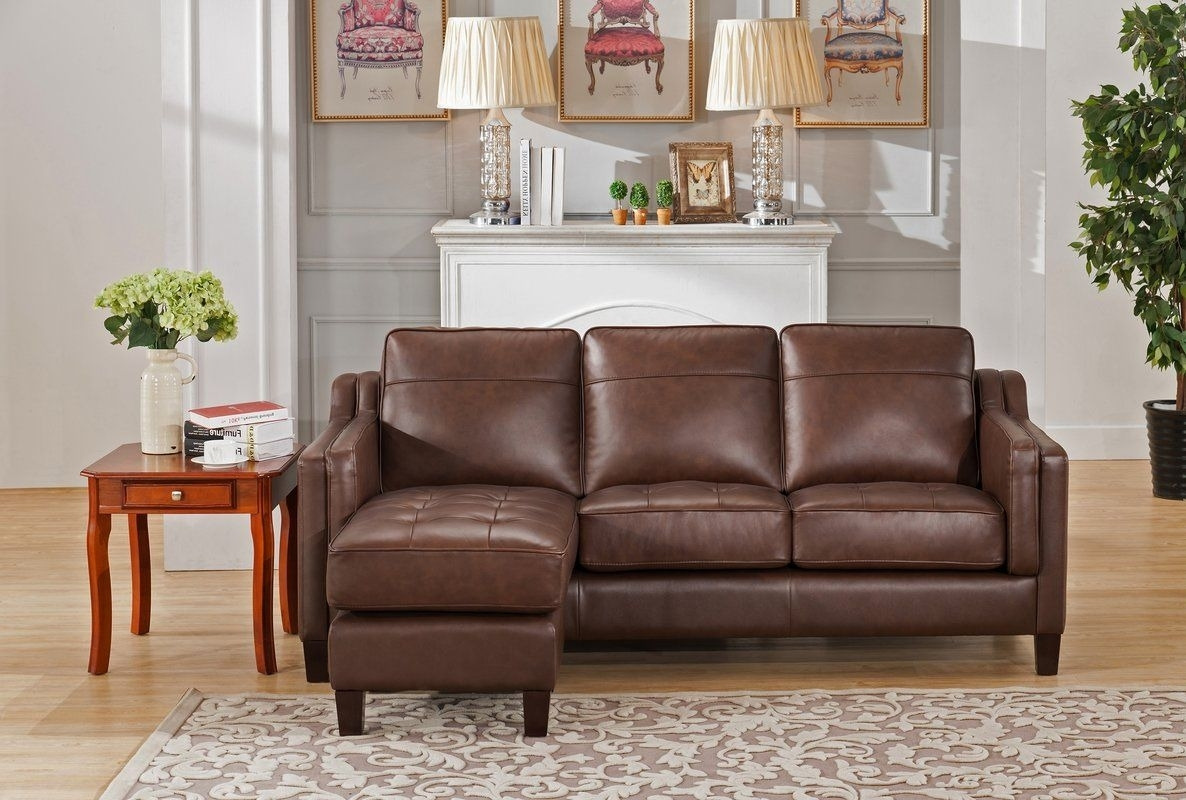 Katherine Leather Reversible Sectional | Pinterest | Living Spaces Pertaining To Collins Sofa Sectionals With Reversible Chaise (View 7 of 25)