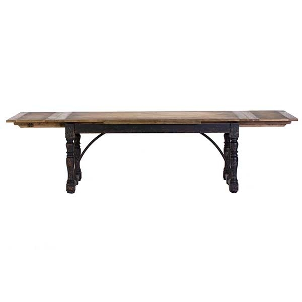 Keeler Extending Dining Table | Tables | Dining Room with regard to Carly Rectangle Dining Tables