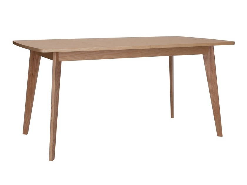 Kensal | Extending Tablewoodman Throughout Craftsman Rectangle Extension Dining Tables (Image 17 of 25)