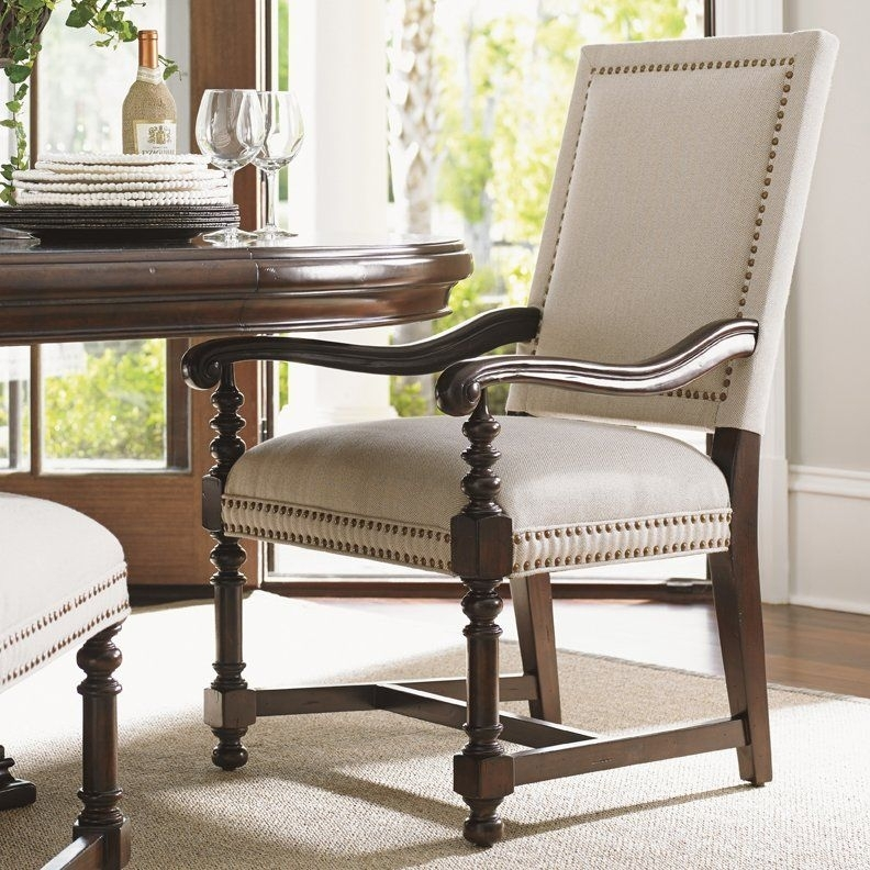 Kilimanjaro Upholstered Dining Chair | Yes Please | Pinterest For Chapleau Ii 9 Piece Extension Dining Tables With Side Chairs (View 12 of 25)