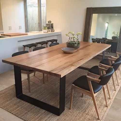 King Dining Table Australia – Lumber Furniture Throughout Dining Tables (View 11 of 25)