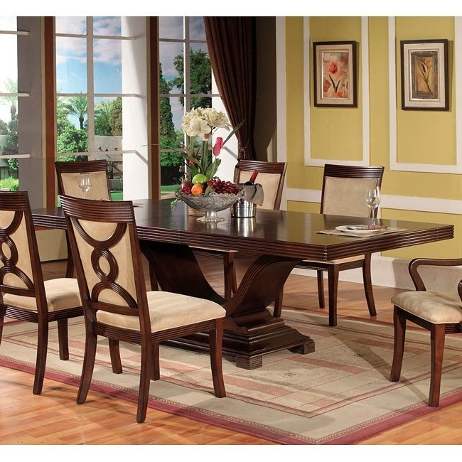 Kingston Dining Table World Imports | Furniturepick Inside Kingston Dining Tables And Chairs (Photo 3 of 25)