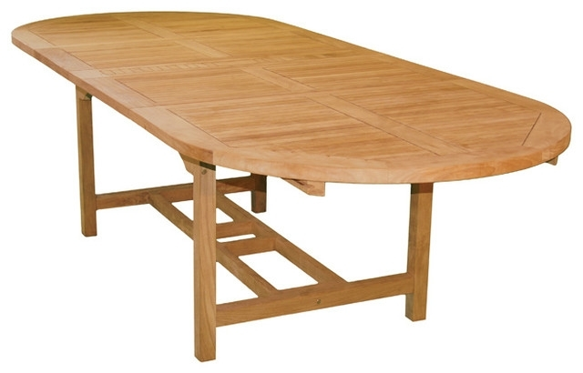 Kingston Double Extension Dining Table – Craftsman – Outdoor Dining Inside Craftsman Rectangle Extension Dining Tables (Image 18 of 25)