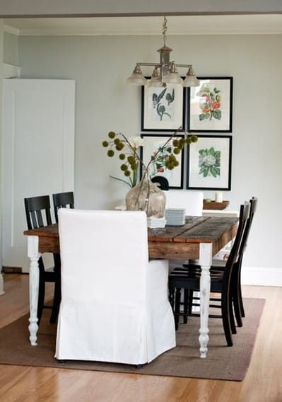 Kirsten & Kyle's Restored Bungalow | Recipes | Pinterest | Bungalow within Kirsten 6 Piece Dining Sets
