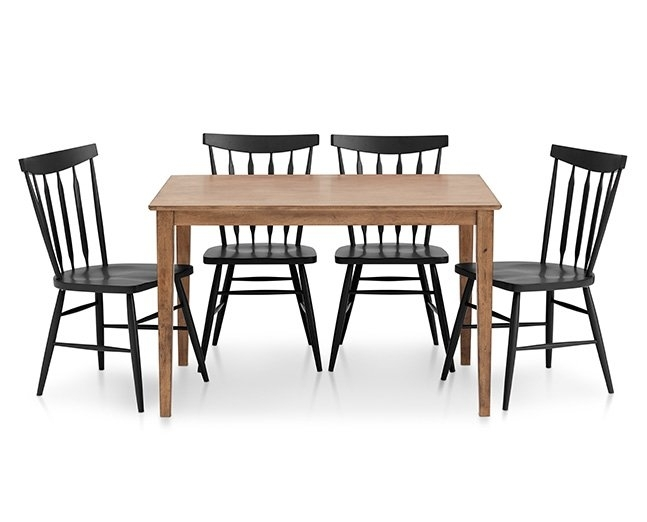 Kitchen & Dining Furniture | Furniture Row pertaining to Pierce 5 Piece Counter Sets