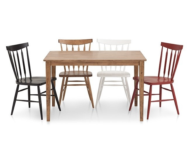 Kitchen & Dining Furniture | Furniture Row Within Pierce 5 Piece Counter Sets (View 19 of 25)