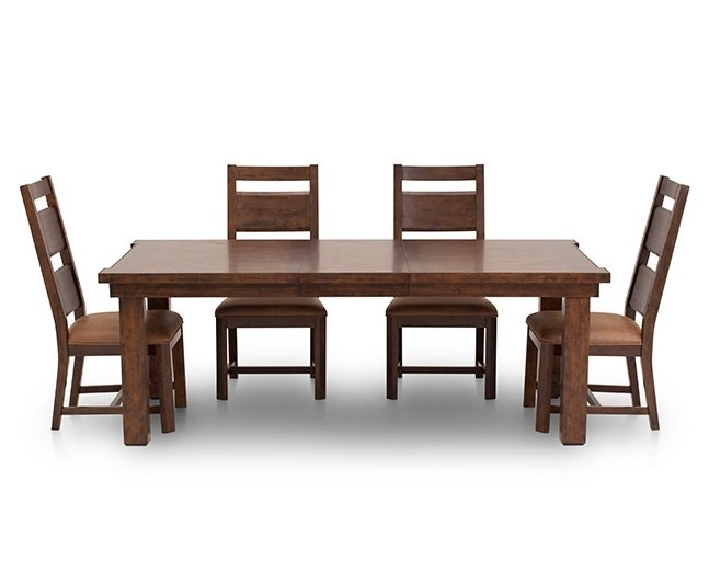 Kitchen & Dining Furniture | Furniture Row Within Pierce 5 Piece Counter Sets (Image 11 of 25)