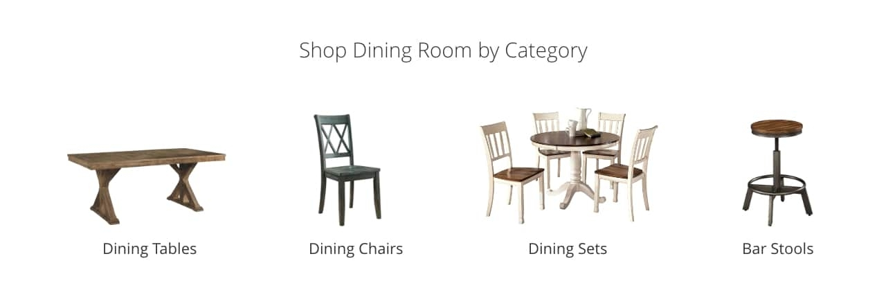 Kitchen & Dining Room Furniture | Ashley Furniture Homestore with regard to Kitchen Dining Tables and Chairs