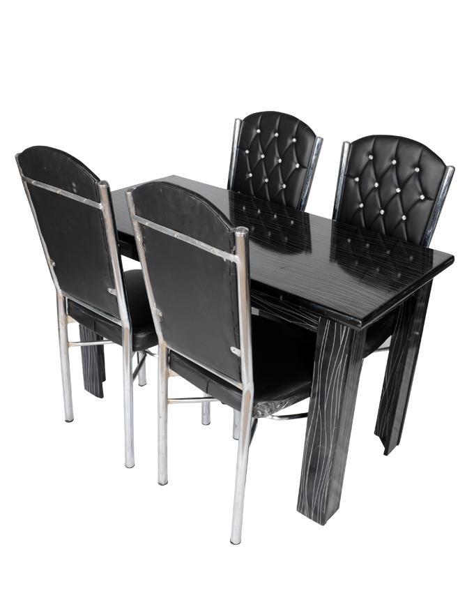 Kitchen Furniture Pakistan: 25 Best Ideas Black Wood Dining Tables Sets