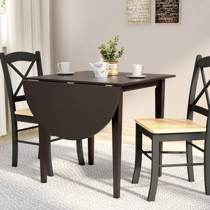 Kitchen & Dining Tables You'll Love | Wayfair Within Dining Room Tables (Photo 24 of 25)