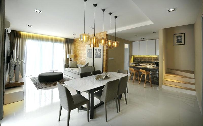 Kitchen Table Lighting Ideas – Adrianogrillo Pertaining To Dining Tables Lighting (Image 17 of 25)