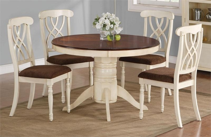 Kitchen Table Sets Round | Tuckr Box Decors : Decorating Lounges Throughout Kitchen Dining Sets (Image 20 of 25)