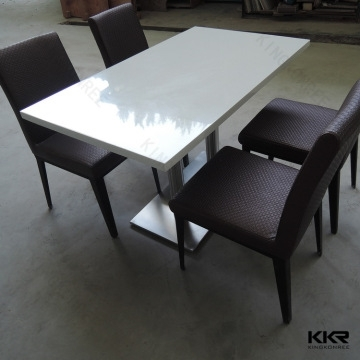 Kkr Dining Table, China Cheap Modern 2 Seater Dining Tables Quartz For Stone Dining Tables (View 13 of 25)