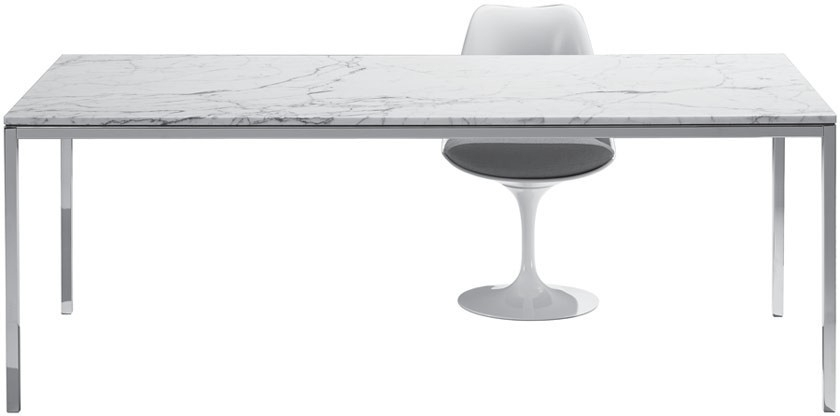 Knoll Florence – Dining Table – Gr Shop Canada Throughout Florence Dining Tables (View 11 of 25)