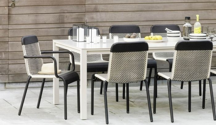Kok Maison Sienna Dining Table Outdoor Large | Dopo Domani In Outdoor Sienna Dining Tables (Photo 15 of 25)