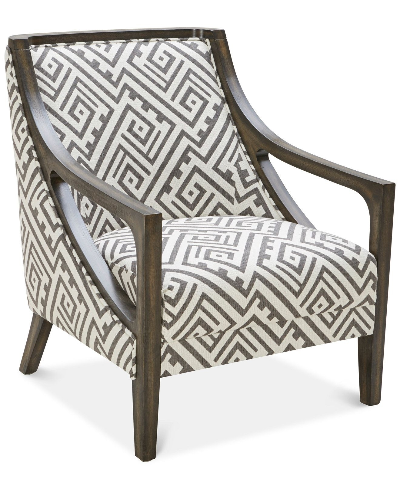 Kourtney Accent Chair | For The Home | Pinterest | Accent Chairs Throughout Marcus Oyster 6 Piece Sectionals With Power Headrest And Usb (View 8 of 25)