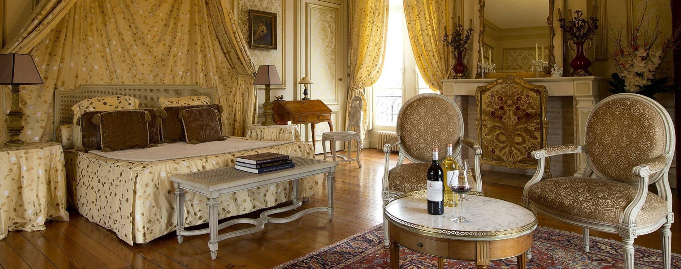 La Grande Maison De Bernard Magrez***** | Bordeaux | Château Pape Intended For Elm Grande Ii 2 Piece Sectionals (Image 20 of 25)