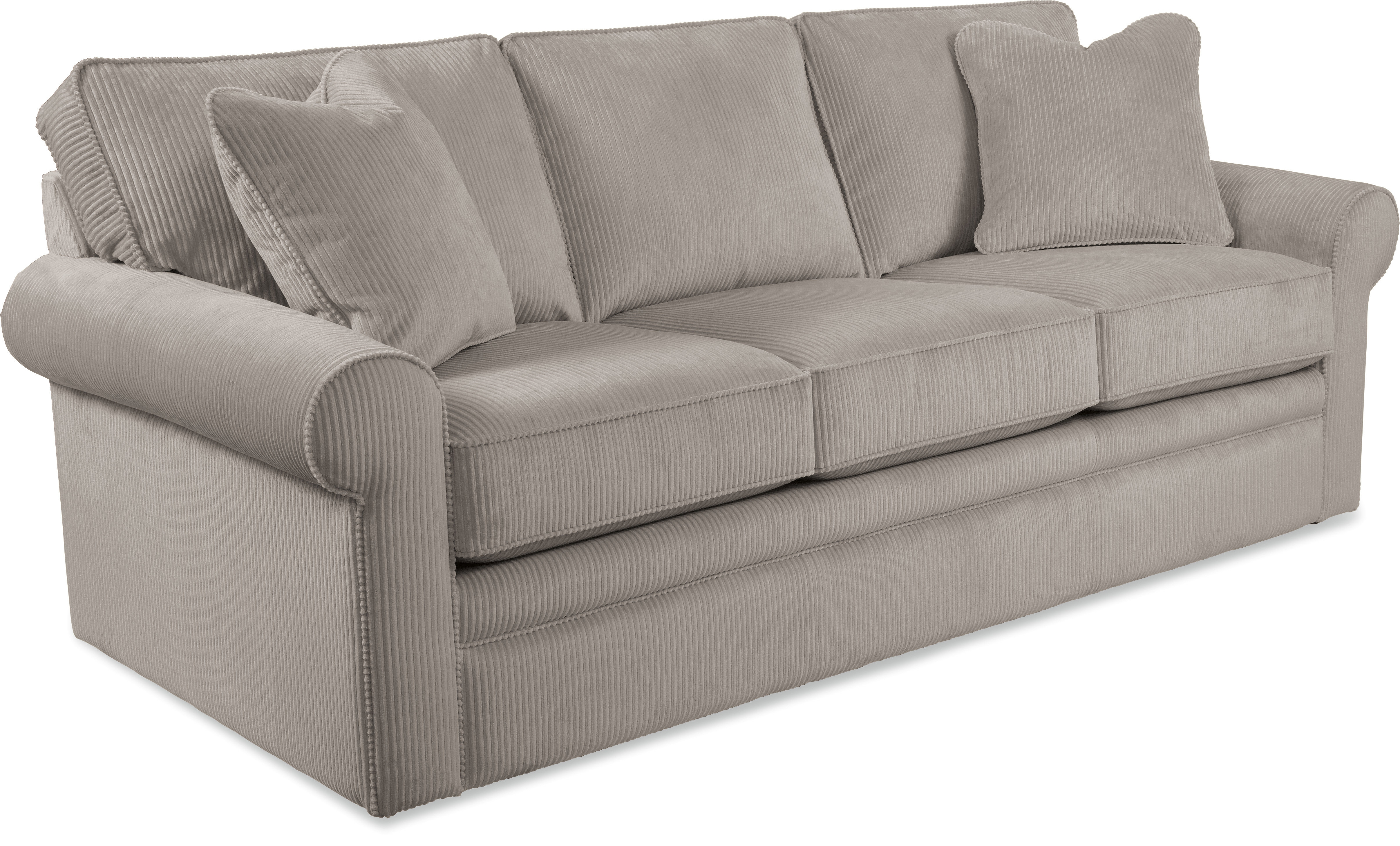 La Z Boy Collins Premier Sofa & Reviews | Wayfair For Collins Sofa Sectionals With Reversible Chaise (Image 14 of 25)