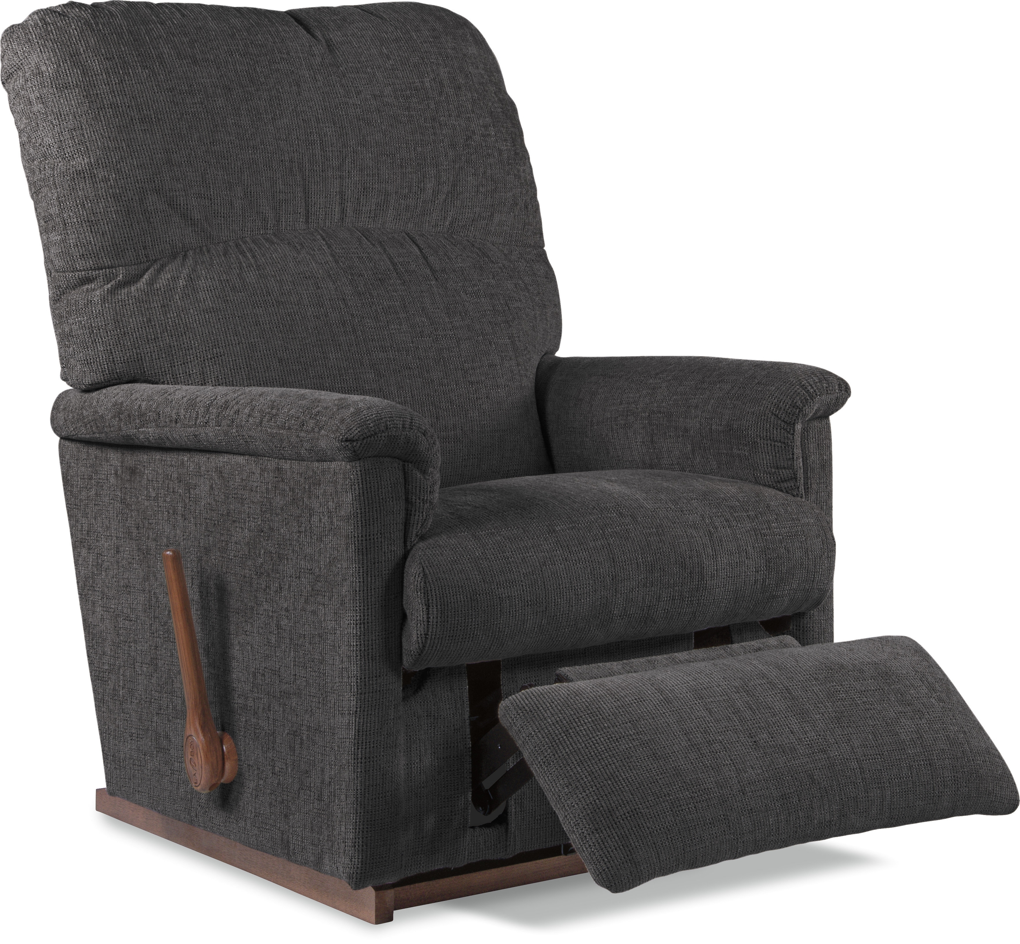 La Z Boy | Wayfair With Marcus Chocolate 6 Piece Sectionals With Power Headrest And Usb (Image 9 of 25)