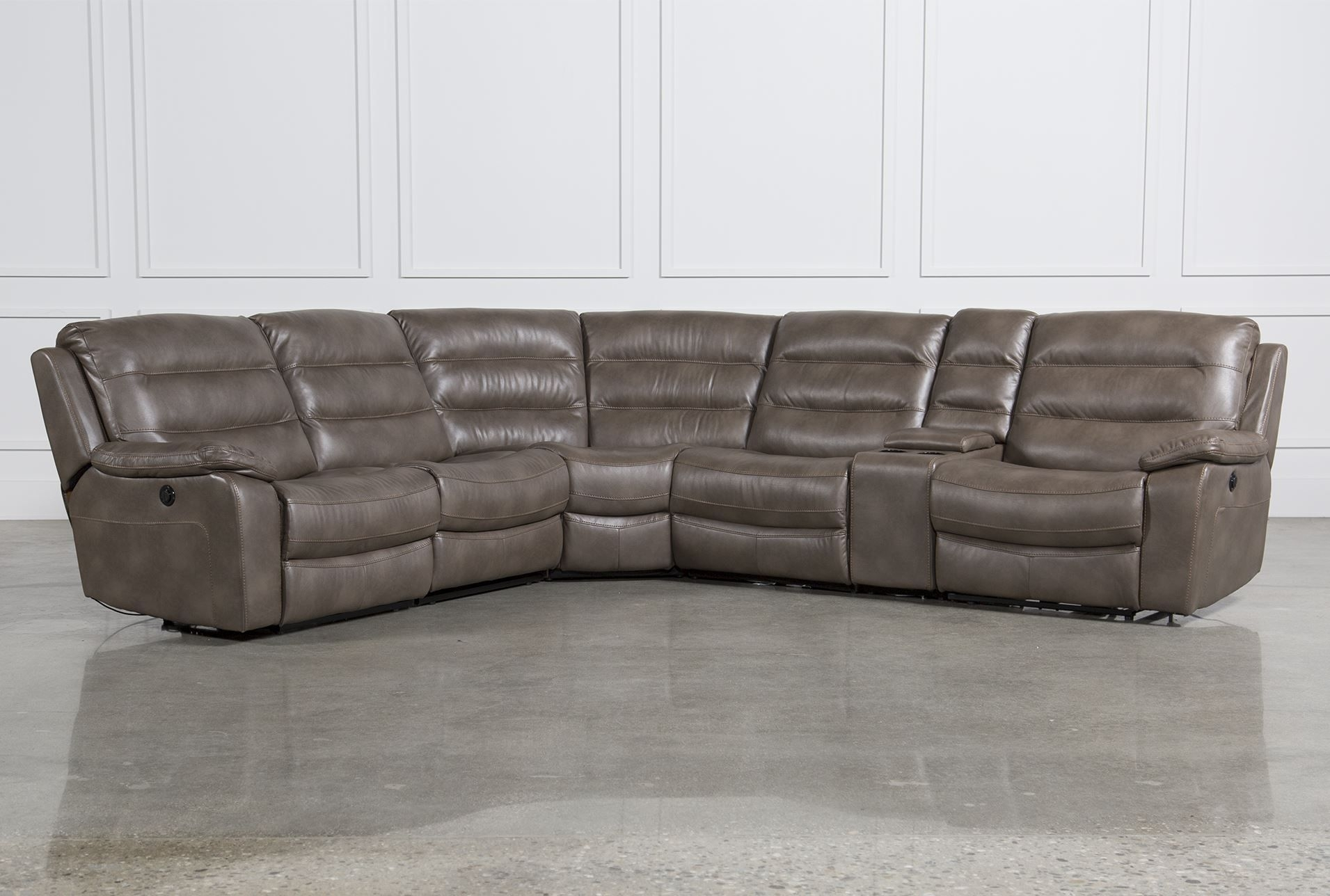 Lachlan 6 Piece Sectional | Home Sweet Home | Pinterest Intended For Kristen Silver Grey 6 Piece Power Reclining Sectionals (Image 11 of 25)