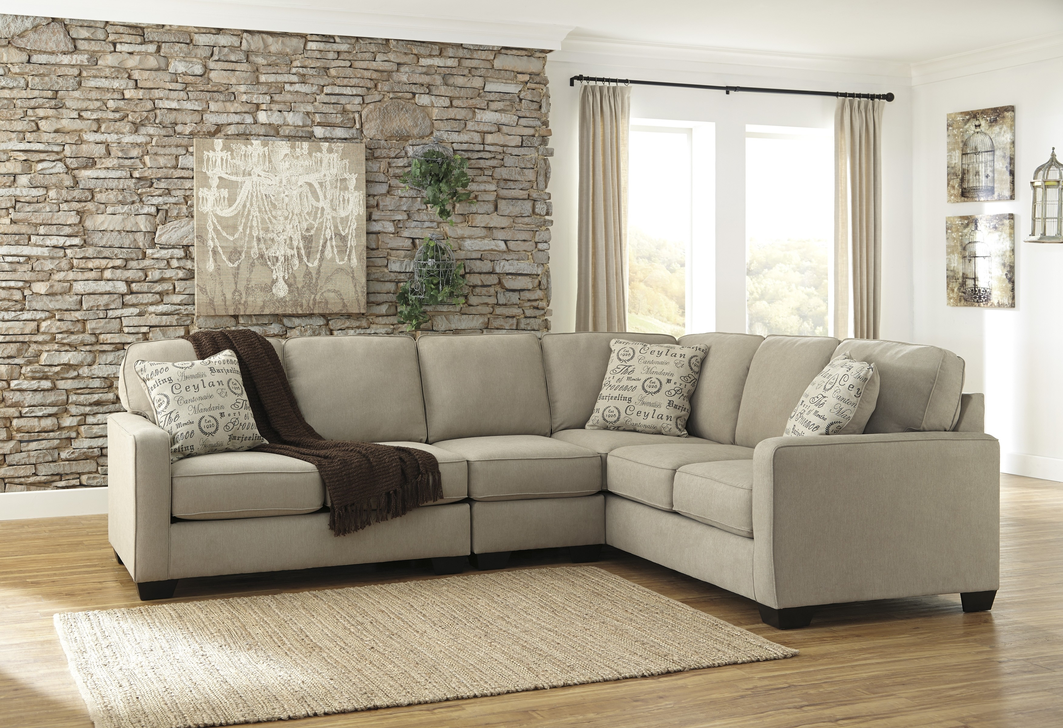 Laf Sofa Raf Loveseat | Baci Living Room For Turdur 2 Piece Sectionals With Raf Loveseat (Image 10 of 25)