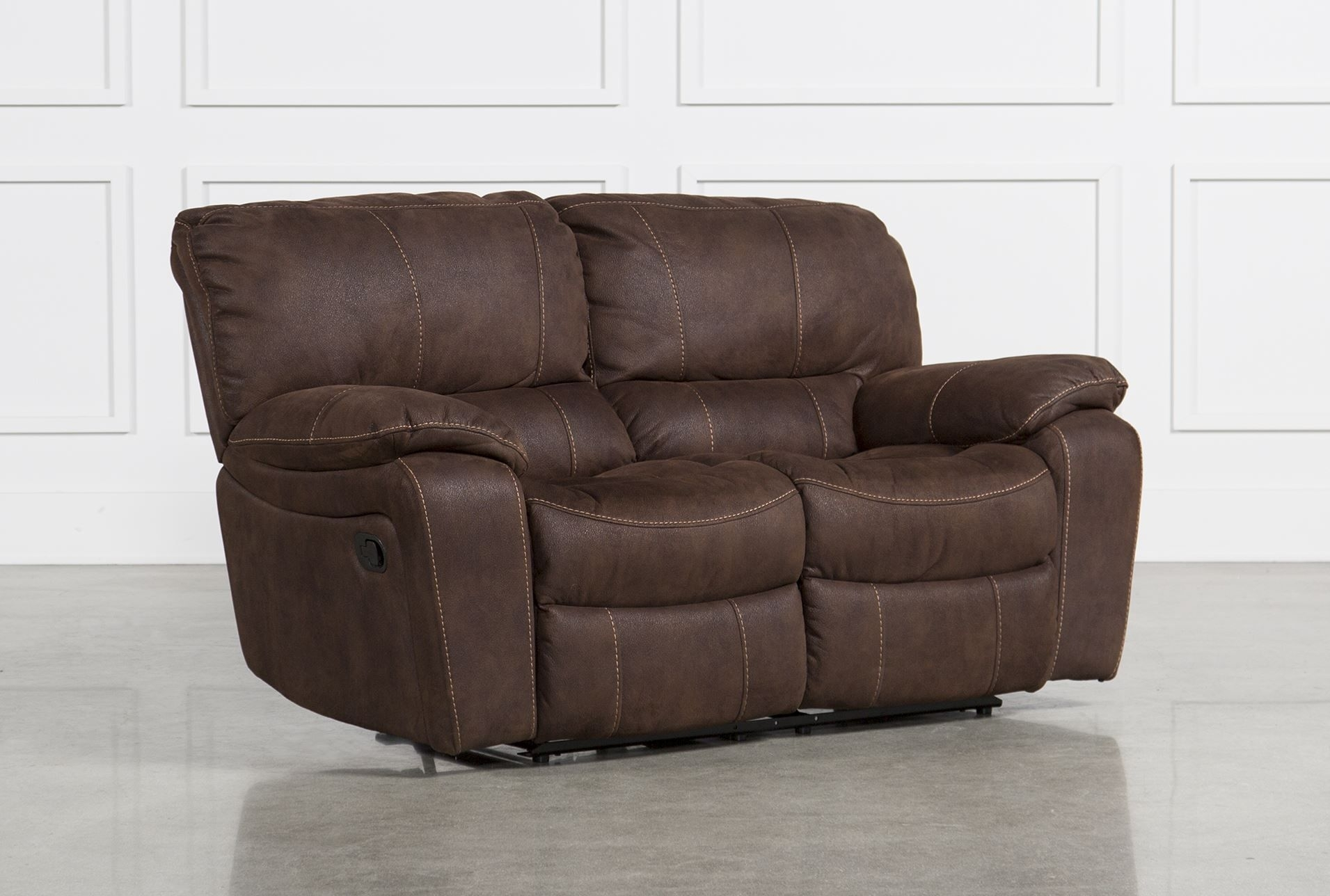 Langdon Reclining Loveseat – Signature | Sofas/loveseat | Pinterest Within Tenny Dark Grey 2 Piece Right Facing Chaise Sectionals With 2 Headrest (Image 16 of 25)