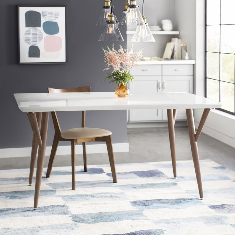 Langley Street Rio Dining Table | Wayfair Throughout Rio Dining Tables (View 9 of 25)