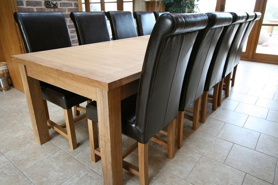 Featured Image of Extending Dining Tables With 14 Seats