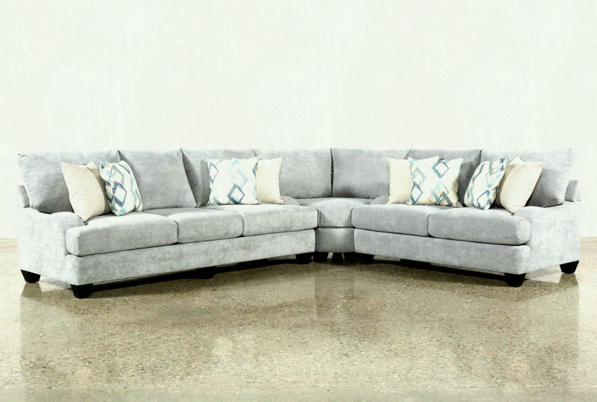 Large View Sierra Foam Ii Piece Sectional Living Spaces – Garage Pertaining To Mesa Foam 2 Piece Sectionals (View 18 of 25)