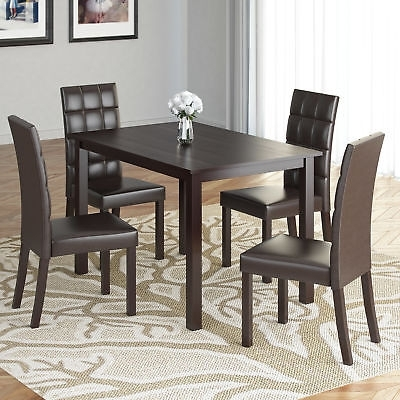 Latitude Run Cesar 5 Piece Dining Set Latr3431 – $ (Image 13 of 25)