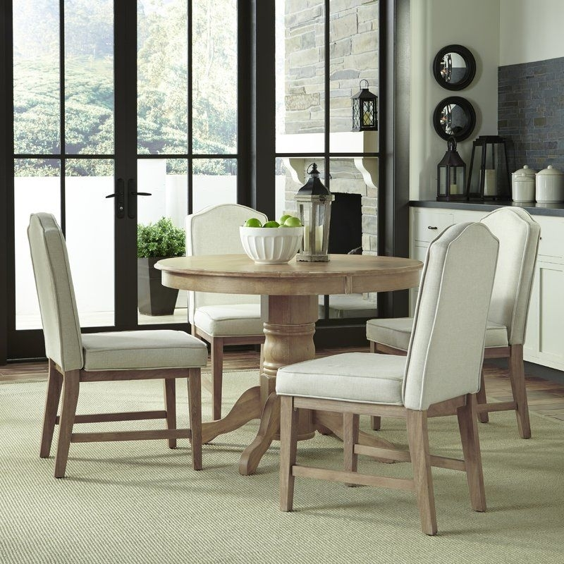 Lauren 5 Piece Dining Set | Traditional Design, Dining And Dining Area Pertaining To Laurent 5 Piece Round Dining Sets With Wood Chairs (Image 16 of 25)