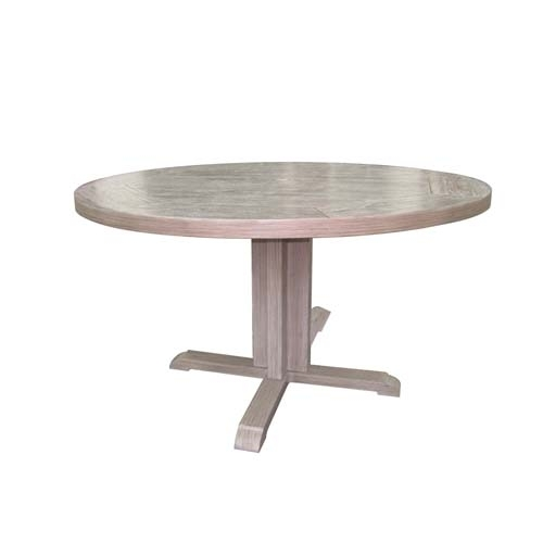 Laurent/portofino Round Dining Table – Outdoor Furniture – Ellenburgs With Laurent Round Dining Tables (View 4 of 25)