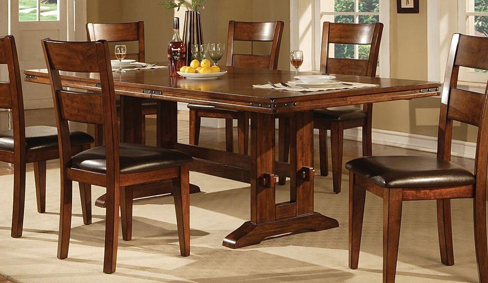 Lavista Dining Table In Dark Oak   Dining Tables In Dining Tables Dark Wood (Image 20 of 25)