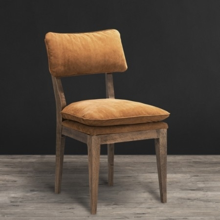 Leather & Fabric Dining Chairs – Furniture | Timothy Oulton Inside Dining Chairs (Image 16 of 25)