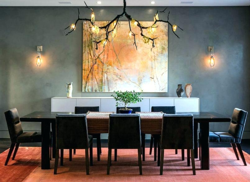 Led Dining Room Lighting – Payoneer (Image 13 of 25)